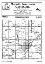 Map Image 022, Watonwan County 1992